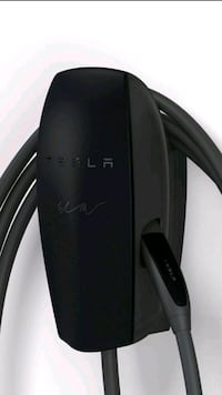 Tesla Wall Connector Signature Black Bergen, 5183