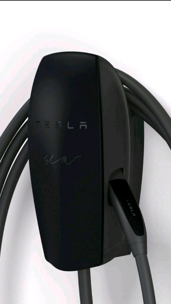 Tesla Wall Connector Signature Black