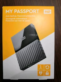 WD My Passport 1TB portable hard drive Χαλάνδρι, 152 34