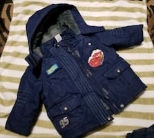 Cars  winter jacket 6-12months