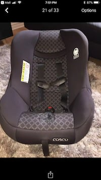 Cosco car seat used for 2 weeks only Laval, H7T 2B1
