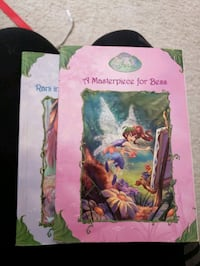 Fairies Books from Disney  Fairfax, 22030