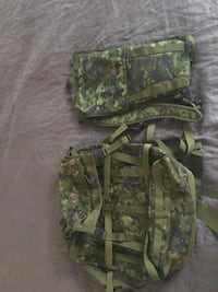Canadian Forces DayPack and CamelPack Vancouver, V5T 4T1