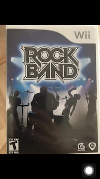 Wii rock band game with drum New York, 10462