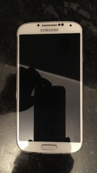 White samsung android smartphone Windsor, N8W 2L2
