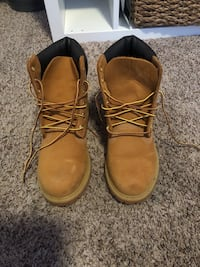 Women's Timberland Boots Size 8 Boise, 83706