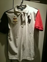 Mens polo size med.  Toronto, M6L 2R7