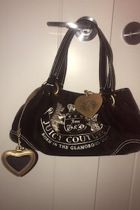 Brand new Juicy couture handbag Nanaimo, V9S 5R1