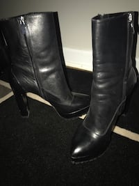 Beautiful ZARA boots size 8.5-9 negotiable  Montréal, H3G 1A1