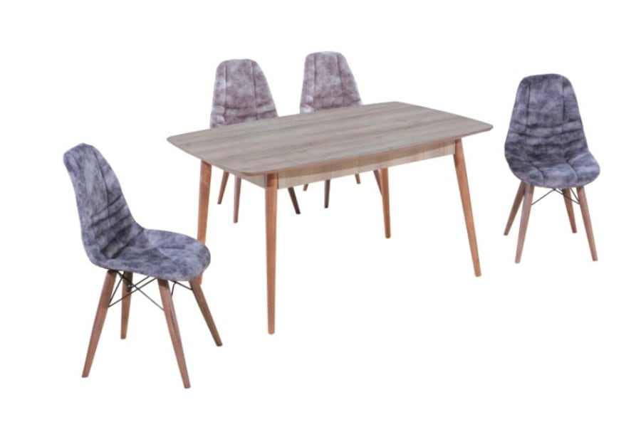 Brand new dinning tables with 4 chairs 1107e1c1-b8ba-466d-aeb0-bb38105560ec
