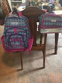 Matching backpack and lunchbox  Hollidaysburg, 16648