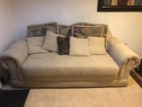 Sofa and love seat (need Uhaul)  Centreville, 20121