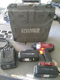 impact 18v/Chicago Electric