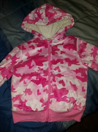 fleece jacket,4T, Sav, SFH