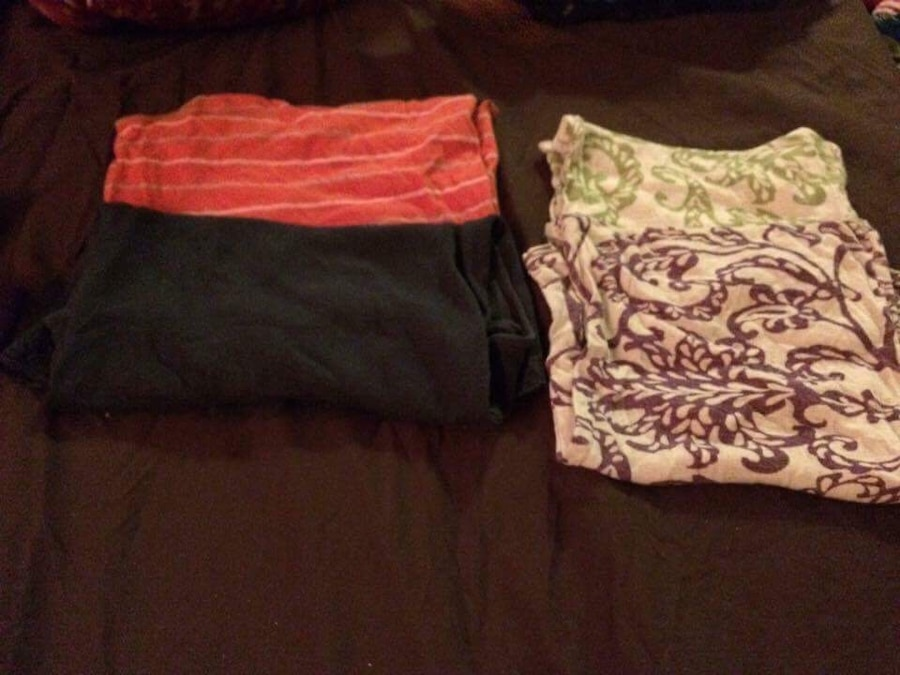 Woman's size small tank tops