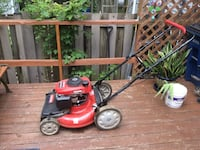 Gas Lawn Mower Troy-Bild w/HONDA engine,easy start, perfect condition  Germantown, 20874