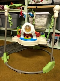 Fisher Price Rainbow Jumperoo Sterling, 20164