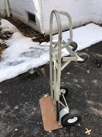 Heavy Duty Hand Truck $120 or trade to aluminum East Stroudsburg, 18302