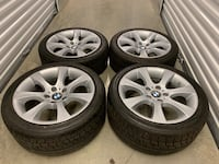 Bmw rims Staggered size 18 Manassas, 20110