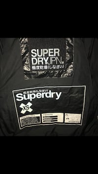 Women's Xs Superdry puffy coat.  Grande Prairie, T8V