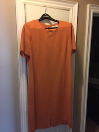 Brand new dress with tags size 18. Very good quality .Pet smoke free home Oakville, L6H 6T1