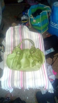green leather handbag Bullhead City, 86442