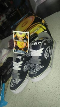 .....new Heeleys shoes Woodstock