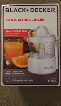 32 oz citrus juicer NEW!!!! Alexandria, 22314