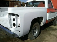 Chevy truck bed '07- '13  Oakdale, 95361