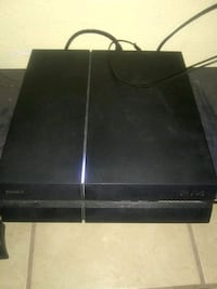 black Sony PS4 game console Porterville, 93257
