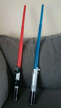Star Wars Light Sabers North York, M2M