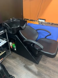 Shampoo system ( shampoo and chair one piece) Almost NEW Fairfax, 22030