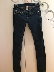 Blue True Religion denim pants