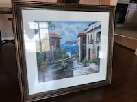 K. Wallace Print beautiful frame Tulsa, 74114