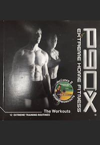 P90X Extreme Home Exercise Glen Burnie, 21061