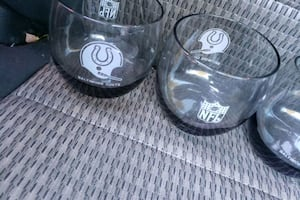 Baltimore colt glasses