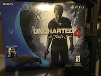 Uncharted 4 PS4 game case Hamilton, L9C 2W5