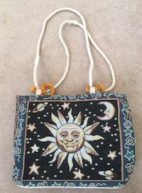 New bag with sun and moon