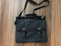 Leather messenger bag/ briefcase  Vancouver, V6G