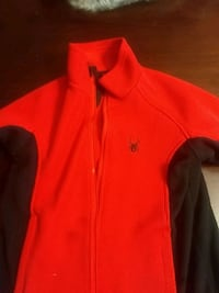 red Ralph Lauren zip-up hoodie Caledonia, N3W 1C5