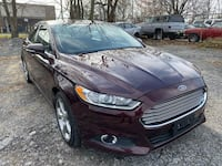 Ford-Fusion-2013 Glenolden