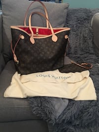 Louis Vuitton Monogram Neverfull MM San Jose