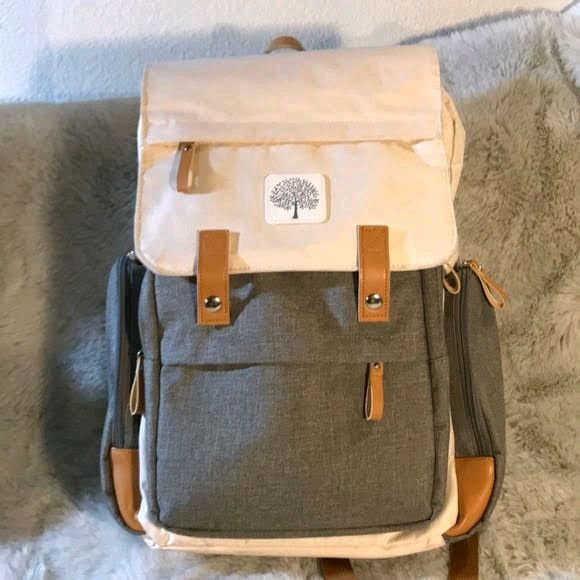 Birch diaper bag