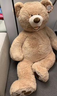 Plush bear, baby toy, 53inches