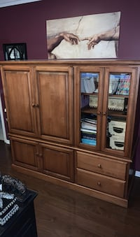 Solid wood cabinet Vaughan, L6A 1G6