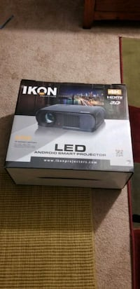 Smart projector 4K 3D Montgomery Village