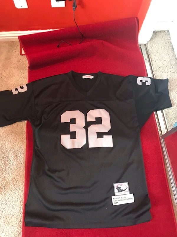 new arrival dcb21 c5768 Marcus Allen Oakland Raiders Throwback Jersey