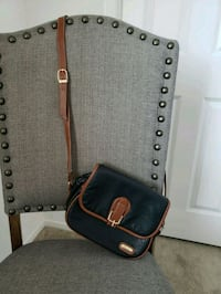 Small brown/ black purse  Lancaster, 93536