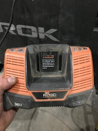 Ridgid battery charger Red Deer, T4P 0B8