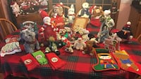 holiday and children's toys - $100 to 2:00 each